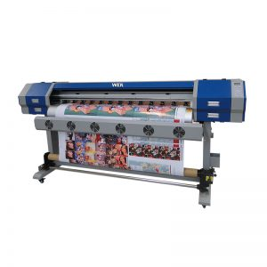 EW160 / EW160I large format two DX7 head car wrapping sublimation paper printer