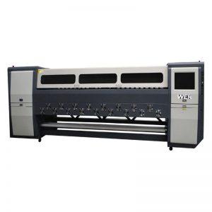 Жақсы сапалы K3404I / K3408I Solvent Printer 3.4m ауыр сиялы принтер