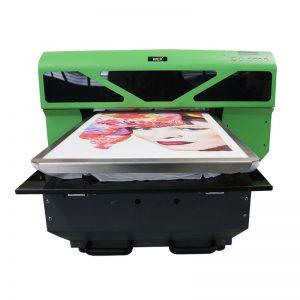 A2 өлшемі DTG WER-D4880T принтерінің баспа машинасын басып шығаруға тікелей бағытталады