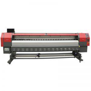 eco solvent printer dx7 head 3.2m сандық флэш-баннерлік принтер, Винилдік принтер WER-ES3202